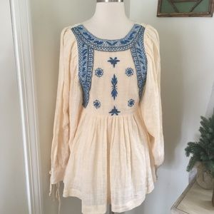 Free People Tops - Free People Tunic Top size SP